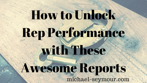 Unlock Rep Performance