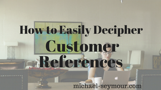 Decipher Customer References